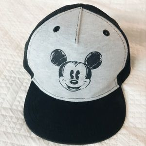 H&M baby hat Mickey Mouse navy blue